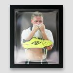 Paul-Gascoigne-Domed-Framed-Football-Boot