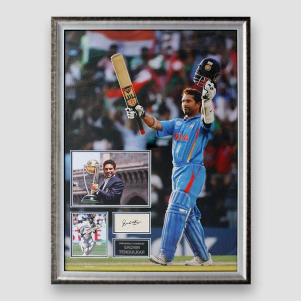 Sachin-Tendulkar-photo-display-personally-signed-by-Sachin