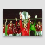 54-Solskjaer-signed-photo-celebrating-with-European-Cup