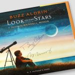 Buzz-Aldrin-signed-Autobiography-'Look-to-the-stars'