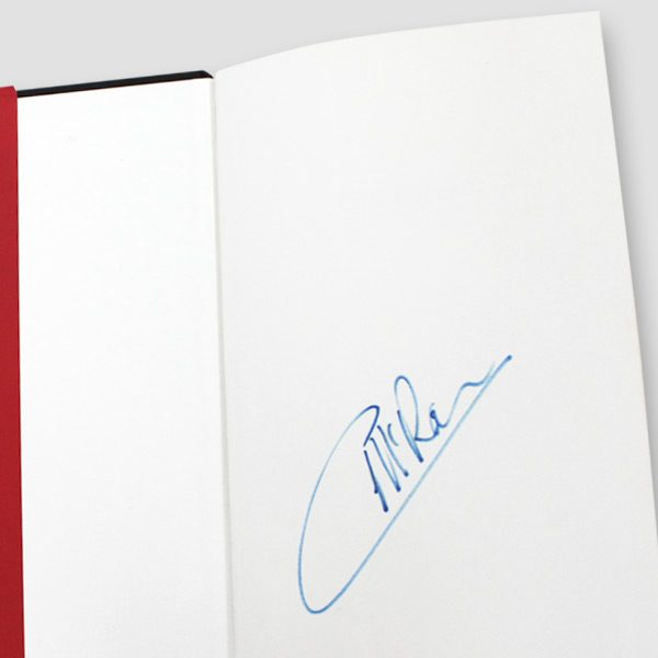 Colin-McRae-signed-autobiography-'The-real-McRae'