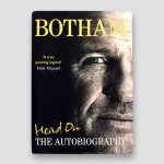 Ian-Botham-signed-autobiography-'Head-on'—cover