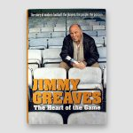 Jimmy-Greaves-signed-autobiography-'The-heart-of-the-game'—cover