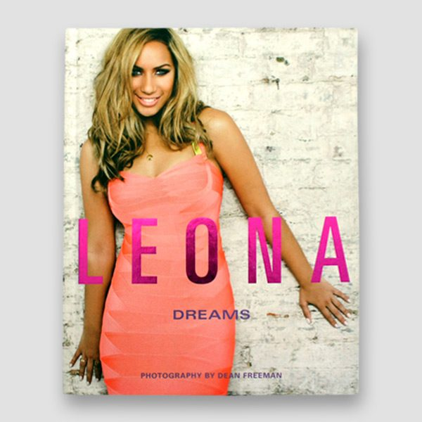 Leona-Lewis-signed-Autobiography-'Dreams'—cover