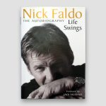 Nick-Faldo-signed-Autobiography-'Life-Swings'—cover