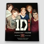 One-direction-signed-autobiography—forever-young—cover