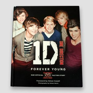 One Direction Signed Autobiography 'Forever Young'