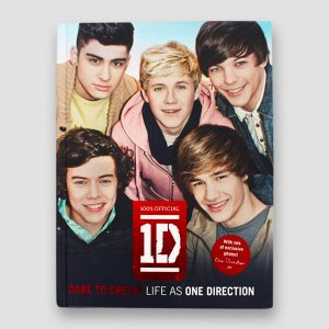 One Direction Signed Autobiography 'Life As One Direction' MFM Sports Memorabilia