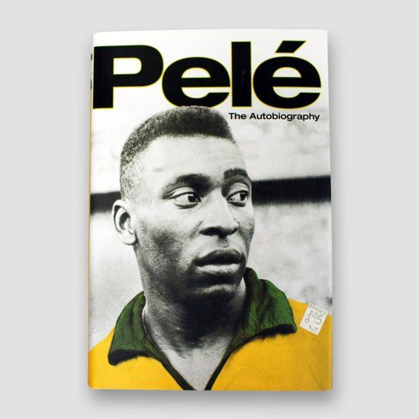 Pele Signed Book 'Pele, The Autobiography' MFM Sports Memorabilia