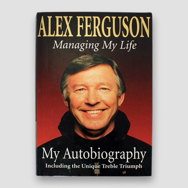 Alex-Ferguson-signed-Autobiography-'Managing-my-Life'—cover