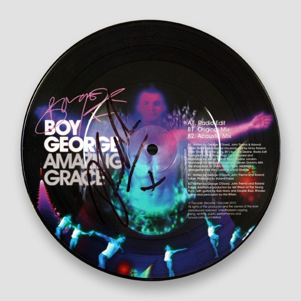 Boy-George—Culture-Club—Amazing-grace-picture-disc-(12-inch-vinyl-record)-ref2