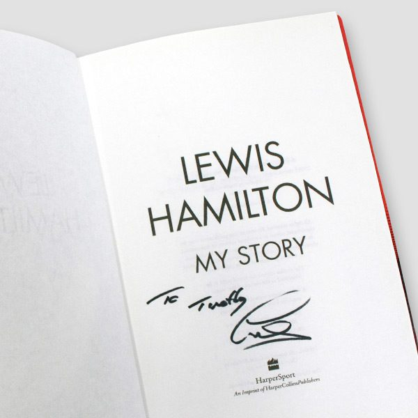 Lewis-Hamilton-signed-Autobiography-'my-Story