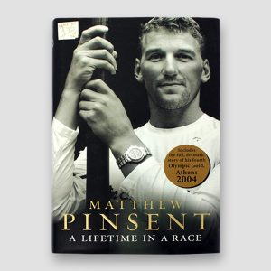 Sir Matthew Pinsent Signed Autobiography 'A Lifetime In A Race' MFM Sports Memorabilia