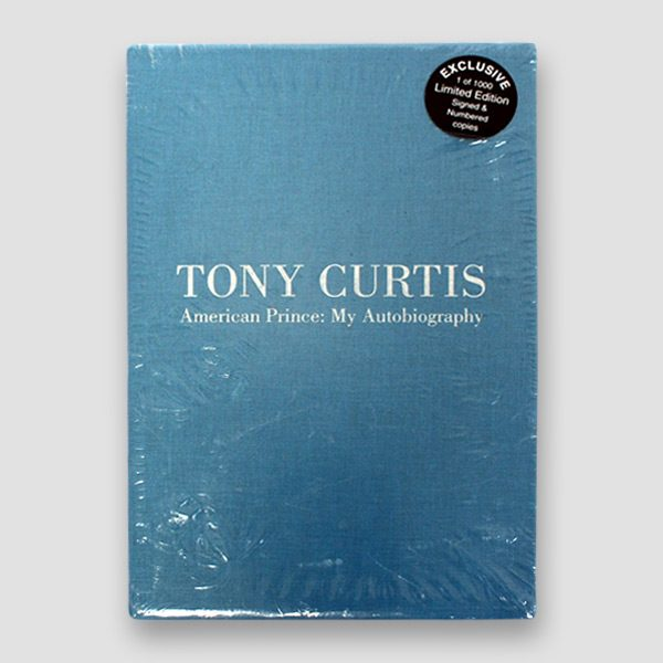 Tony-Curtis-signed-Limited-Edition-Autobiography-'American-Prince-My-Autobiography'—cover