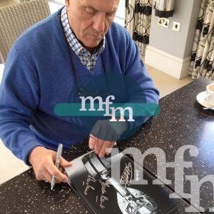 Photo Proofs of Signings MFM Sports Memorabilia