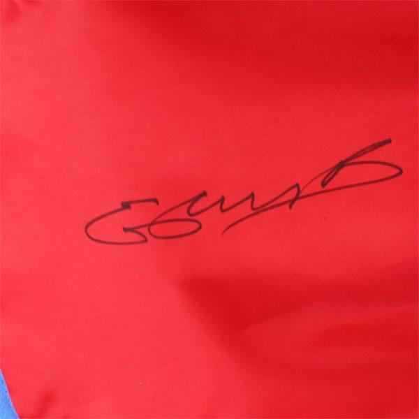 Kell-Brooks-British-Boxing-World-Champion-signed-shorts-trunks-Special-K-close
