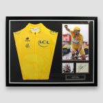 Montage-personally-signed-by-Bradley-Wiggins-Tour-de-France-winner
