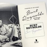 Burt-Reynolds-personally-signed-Autobiography-'But-enough-about-me' inside
