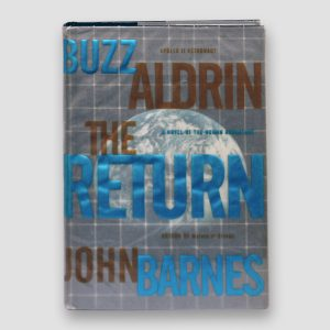 Buzz Aldrin Signed Book 'The Return'
