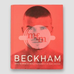 David Beckham Signed Biography 'My World'