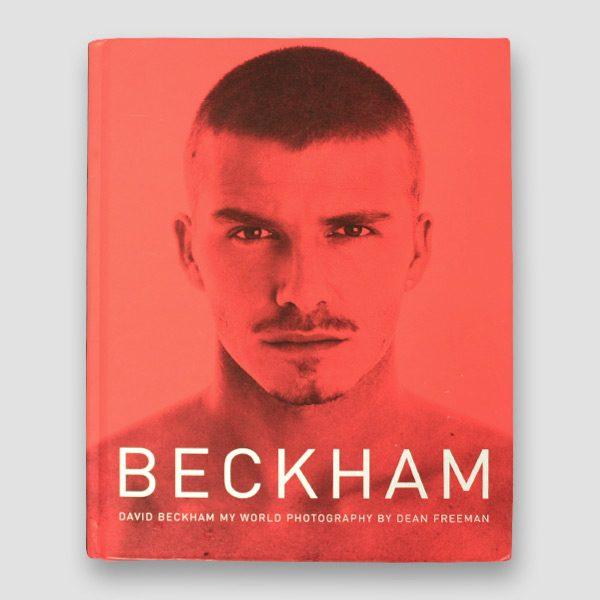 David Beckham Signed Biography 'My World'