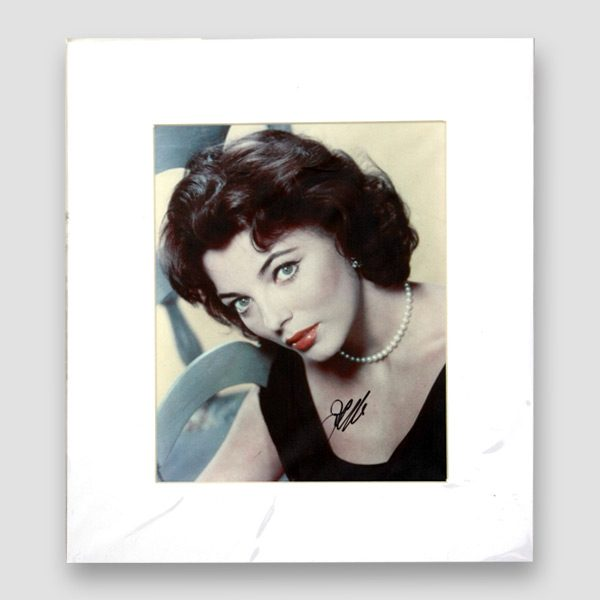 Joan Collins Signed Photo Print