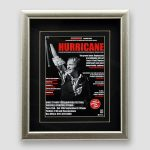 Alex-Higgins-'Hurricane-Higgins'-Signed-,Framed-picture