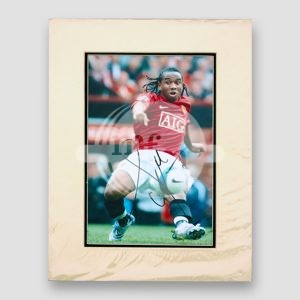 Anderson Photo And Autograph (Mounted) MFM Sports Memorabilia