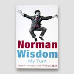 Sir-Norman-Wisdom-signed-book-'My-Turn'-Hardback