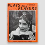 7-Sir-Norman-Wisdom-Signed-Theatre-guide-'plays-and-Players'-from-April-1958