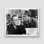 Sir Norman Wisdom Signed Picture From The Film 'The Square Peg'
