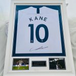 Liverpool Home Football Shirt signed by Sadio Mane,